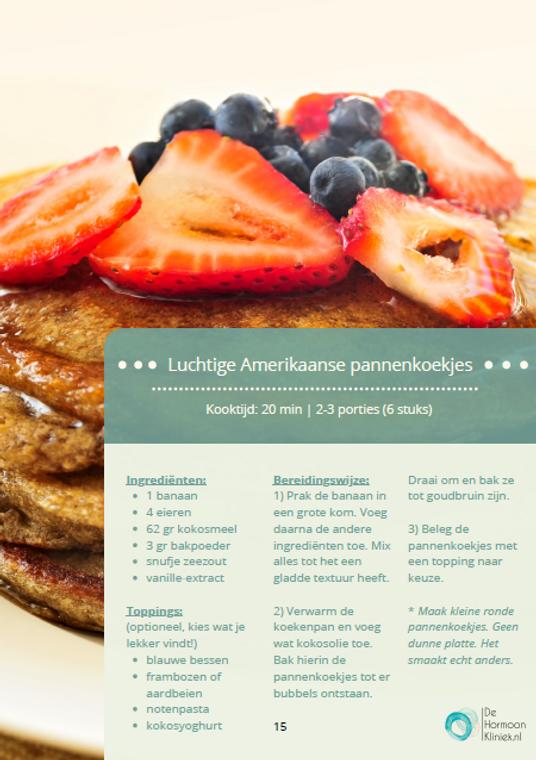recepten ebook voor hormonale balans