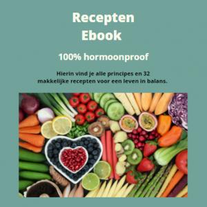 Recepten ebook de hormoon kliniek
